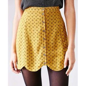 [Anthropologie] Mini Skirt